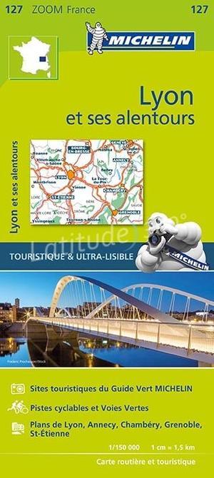 Lyon & omgeving