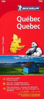 Quebec Michelin 760 - 2016