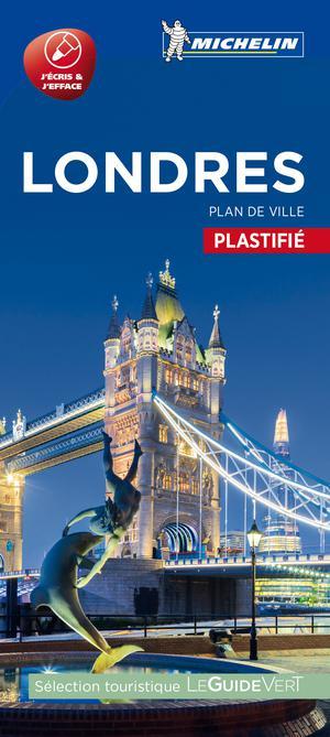 Londen geplastificeerd