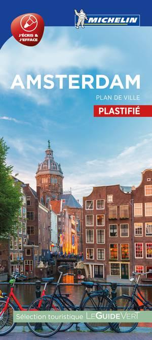 Amsterdam geplastificeerd