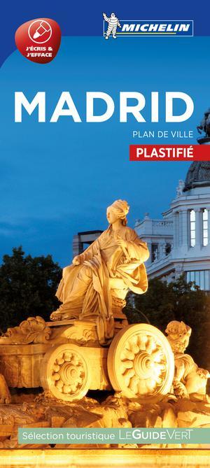 Madrid geplastificeerd