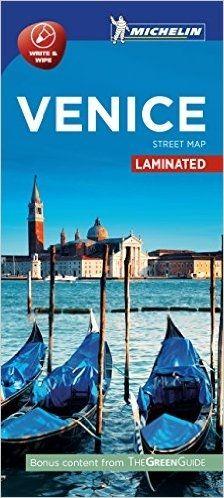 Venice - Michelin City Map 9206