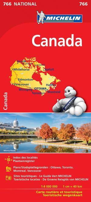 Canada Michelin 766