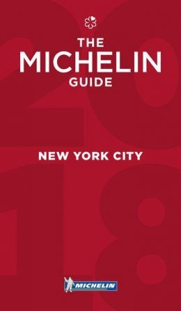 New York - The Michelin Guide 2018