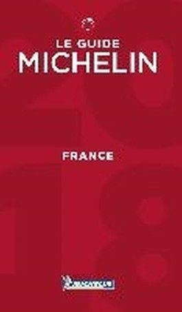 Michelin Rouge France 2018