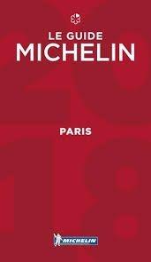 Paris & Ses Environs - The Michelin Guide 2018
