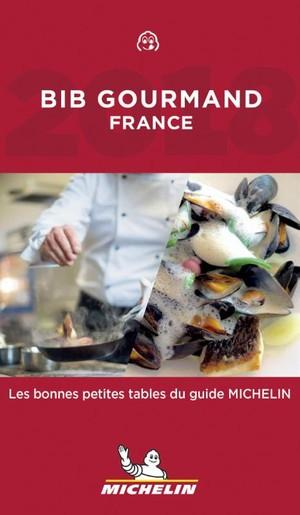 Michelin Bib Gourmand France  2018