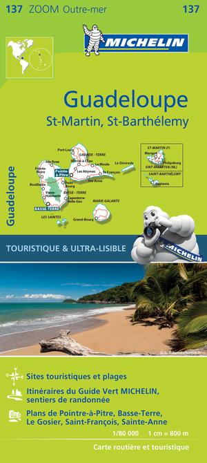 137 Michelin Zoom Guadeloupe 1:80d