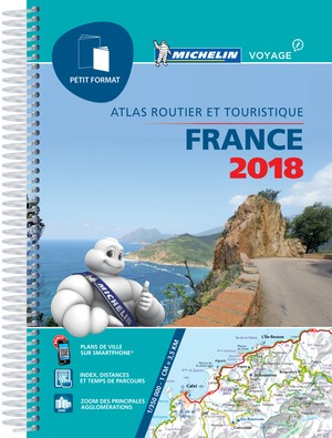 France Atlas 2018 1:350d Kleiner Dan A4