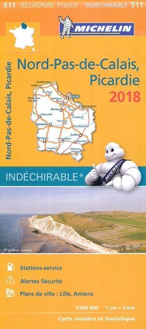 Nord-Pas-de-Calais / Picardië 2018