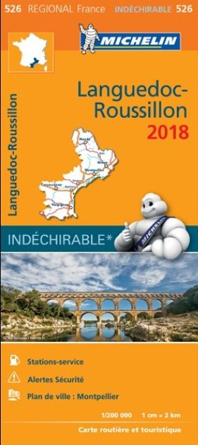 Languedoc / Roussillon 2018