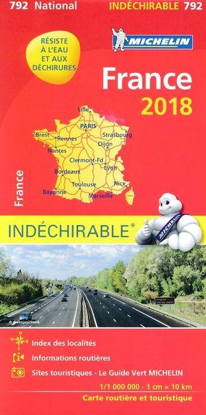 Frankrijk 2018