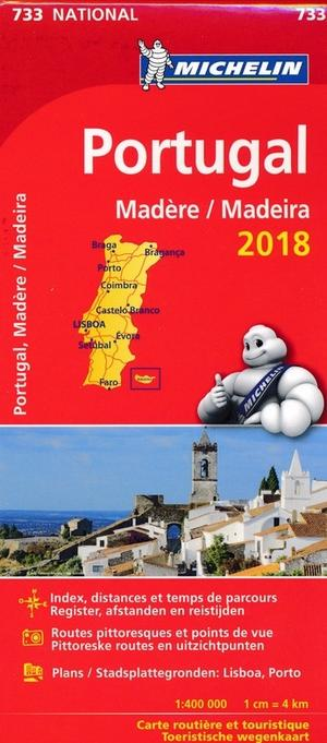733 Michelin Portugal Madeira 2018