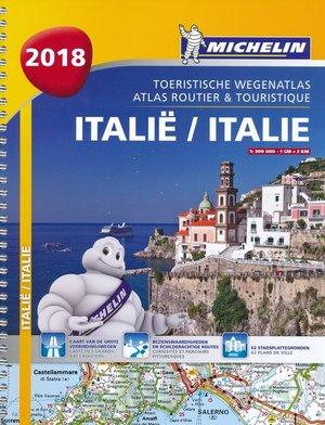 Michelin Atlas Italie 2018