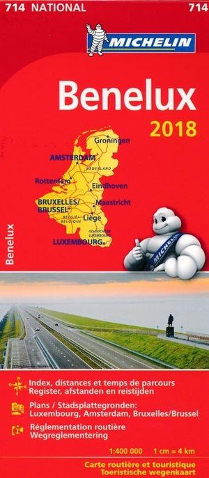714 Michelin Benelux National 2018