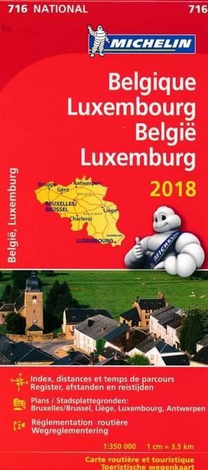 België / Gr.H. Lux. 2018