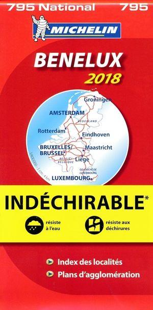 795 Michelin Benelux National 2018