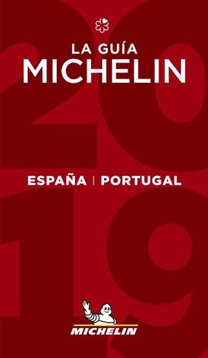 Espana & Portugal - The MICHELIN Guide 2019