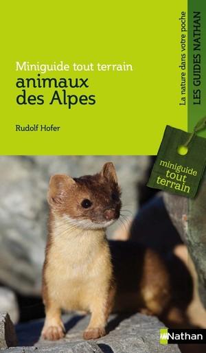 Animaux des Alpes miniguide tout terrain