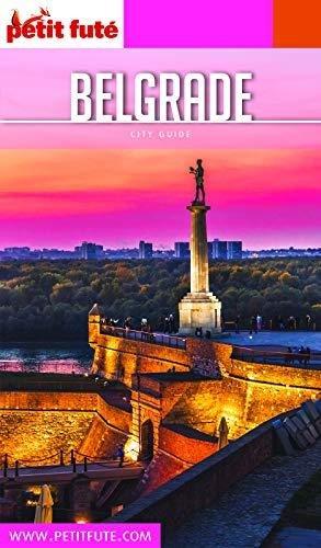 Belgrade 19 +stadsplan