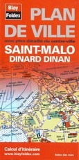Blay Foldex - St. Malo, Dinard, Dinan - 1:13.500