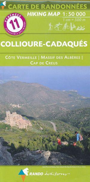 11 Collioure, Cadaqués, Côte Vermeile