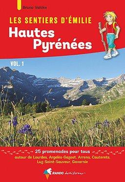 Hautes-Pyrénées T1 - Lourdes-Gavarnie sent.émilie 25 prom.