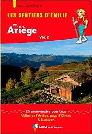 Ariège T2 Vallée Ariège&pays Olmes sentiers d' émilie