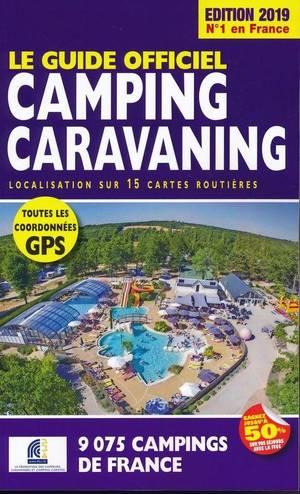 Camping caravaning 2019 France