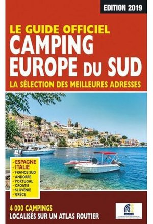 Camping Europe du sud 2019
