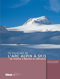 Traversée de l'arc alpin à skis
