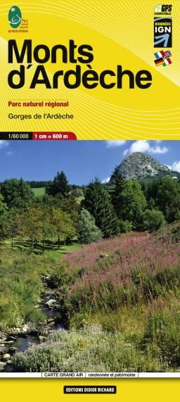 11 Monts D'ardeche 1:60d Dr 11