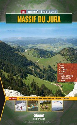 Massif du Jura rand. à pied & à VTT