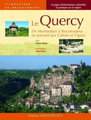 Quercy de Montauban à Rocamadour