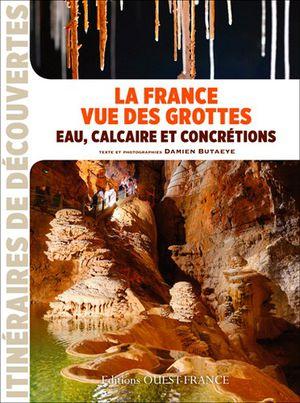 France - vue des grottes