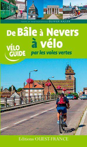 Bâle à Nevers par les voies vertes à vélo