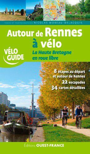 Rennes autour à vélo Hte Bretagne roue libre ouest-france