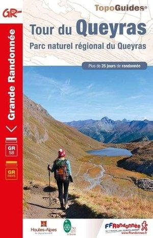 GR 58 Tour du Queyras (FFRP 505)