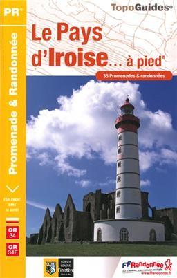 Pays D' Iroise A Pied 35pr