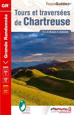 Tours Et Traversees De Chartreuse Gr9-96-grp