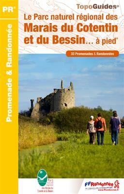 Parc nat. rég. Marais du Cotentin & du Bessin à pied 33PR