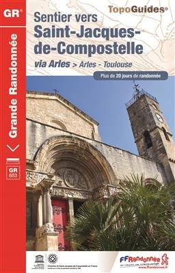 Sentier St-Jacques - Arles-Toulouse GR653 +20j.rand.