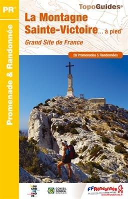 Montagne Ste-Victoire à pied 28PR