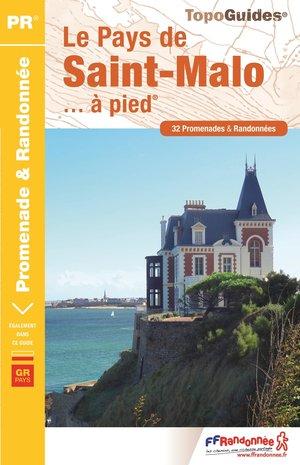 Pays de St-Malo à pied GRP 32PR