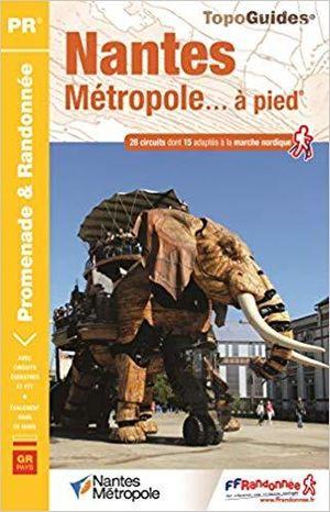 Nantes métropole & ses environs à pied