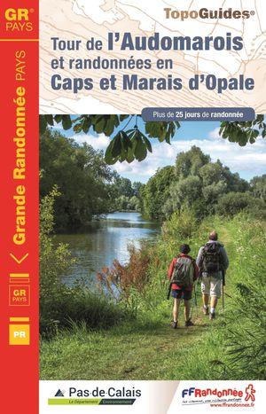 Tour de l'Audomarois GR & rand. Caps & Marais d'Opale +25j.