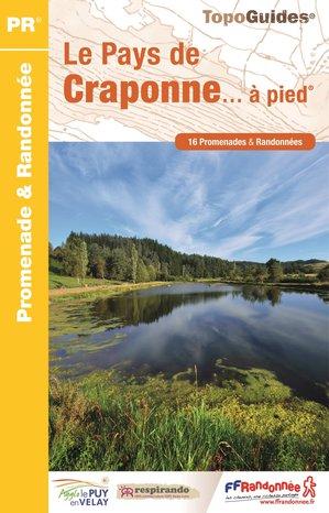 Pays de Craponne-sur-Arzon à pied Haute-Loire 20PR