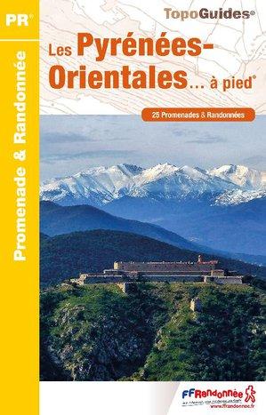 Pyrénées Orientales à pied 25PR