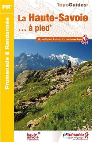 Haute-Savoie à pied 54 circuits