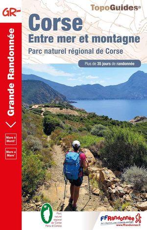 Corse entre mer & montagne PNR (FFRP 065)
